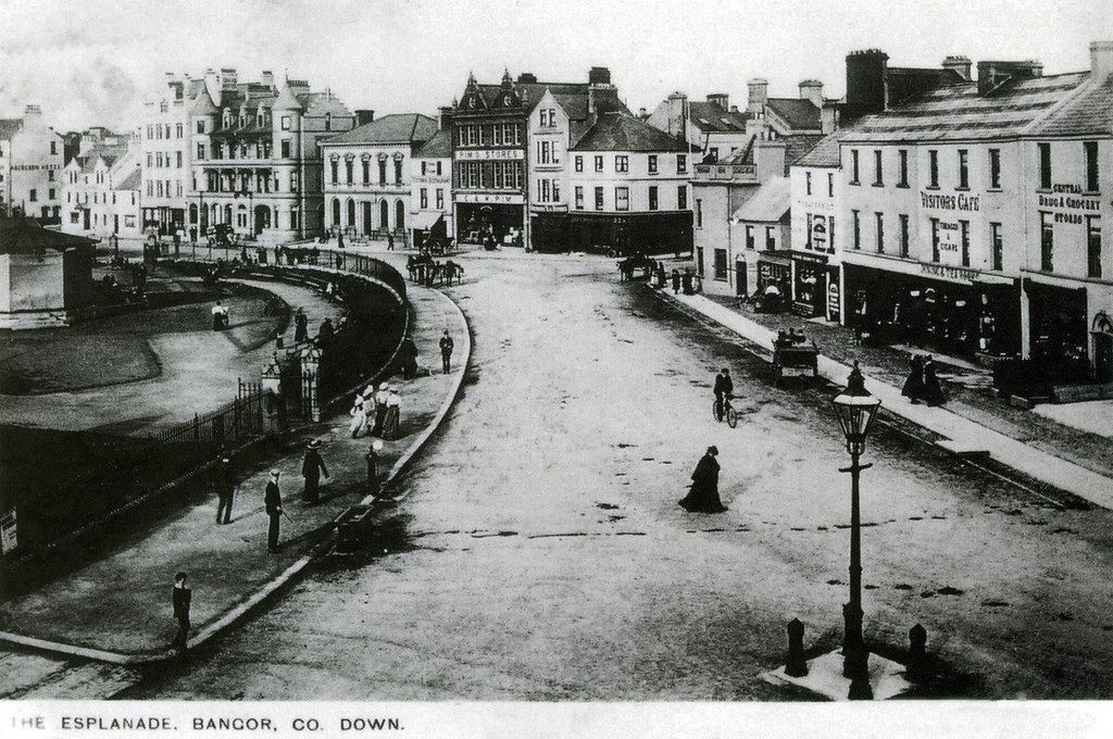 Queens Parade Bangor Co Down