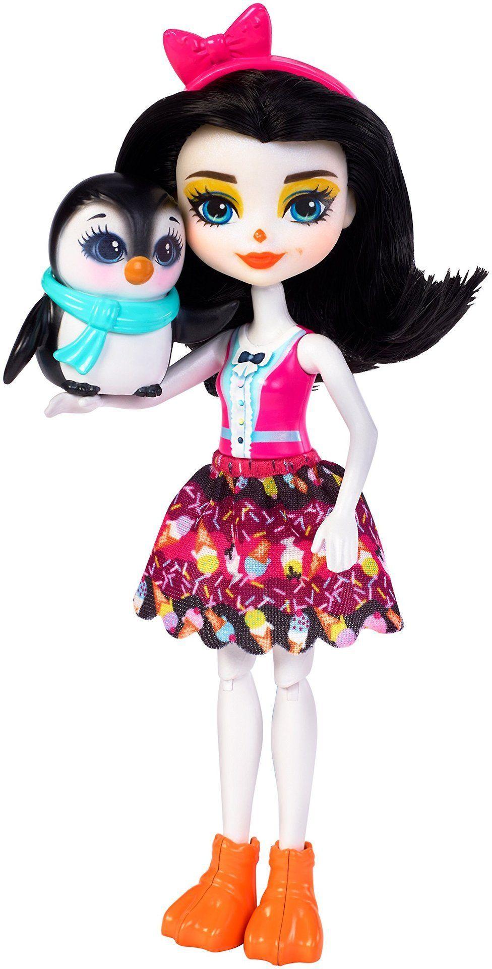 Pin By Luiza Kowalska On Enchantimals Dolls Enchanted Doll Barbie Styling Head Dolls