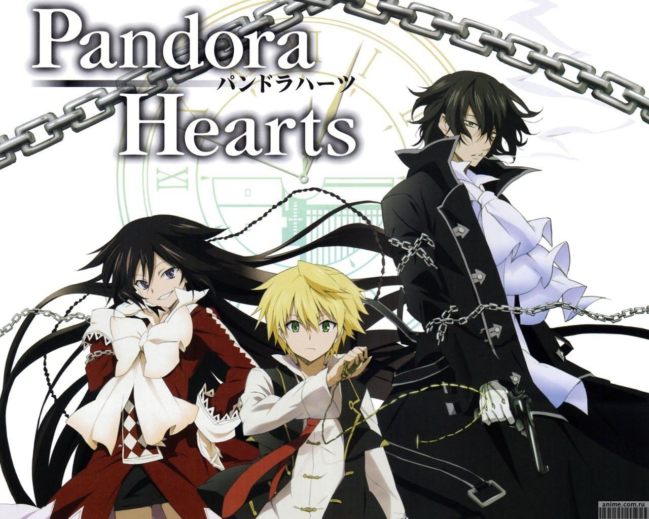 Pandora Hearts A Boy Named Oz Is Cast Into The Prison Known As