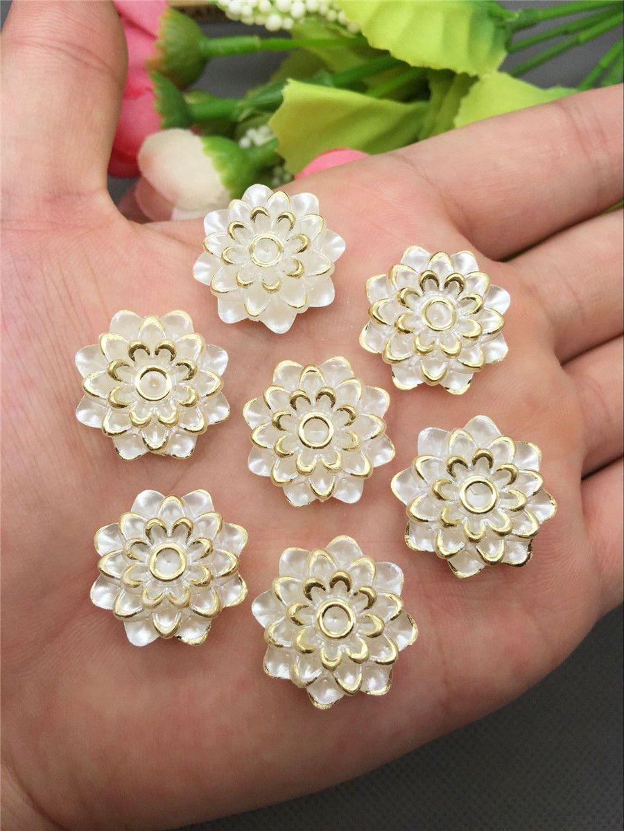 Handmade DIY For Phone//wedding Crafts Flatback Scrapbooking Resin Flowers