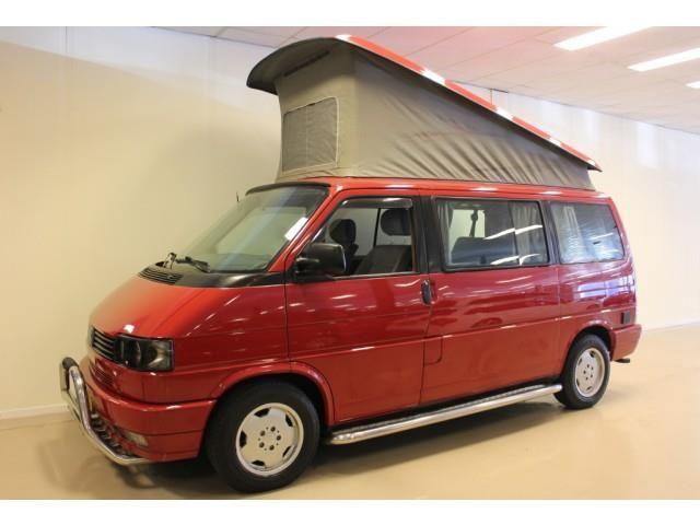 caravans wohnm vw t4 2 4d kampeerauto westfalia california. Black Bedroom Furniture Sets. Home Design Ideas