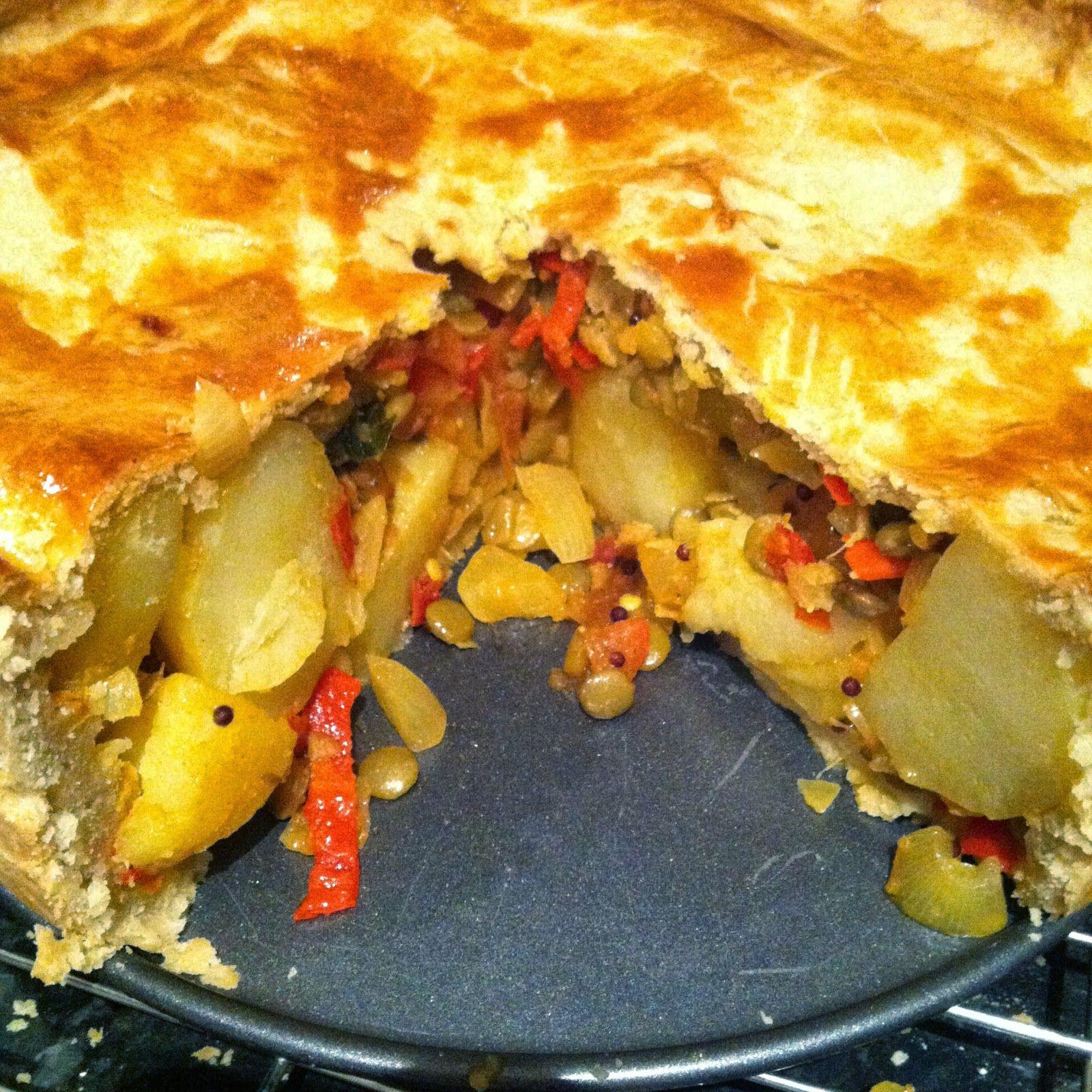 Chetnas indian hot water crust pie vegetabele and one with chetnas indian hot water crust pie vegetabele and one with chicken recipe http forumfinder Gallery
