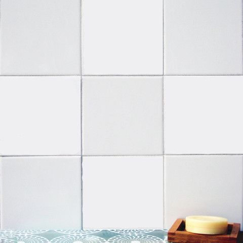 Mibo Tile Tattoos All White Design Free To Cover Up Ugly In Bathrooms Or Kitchen