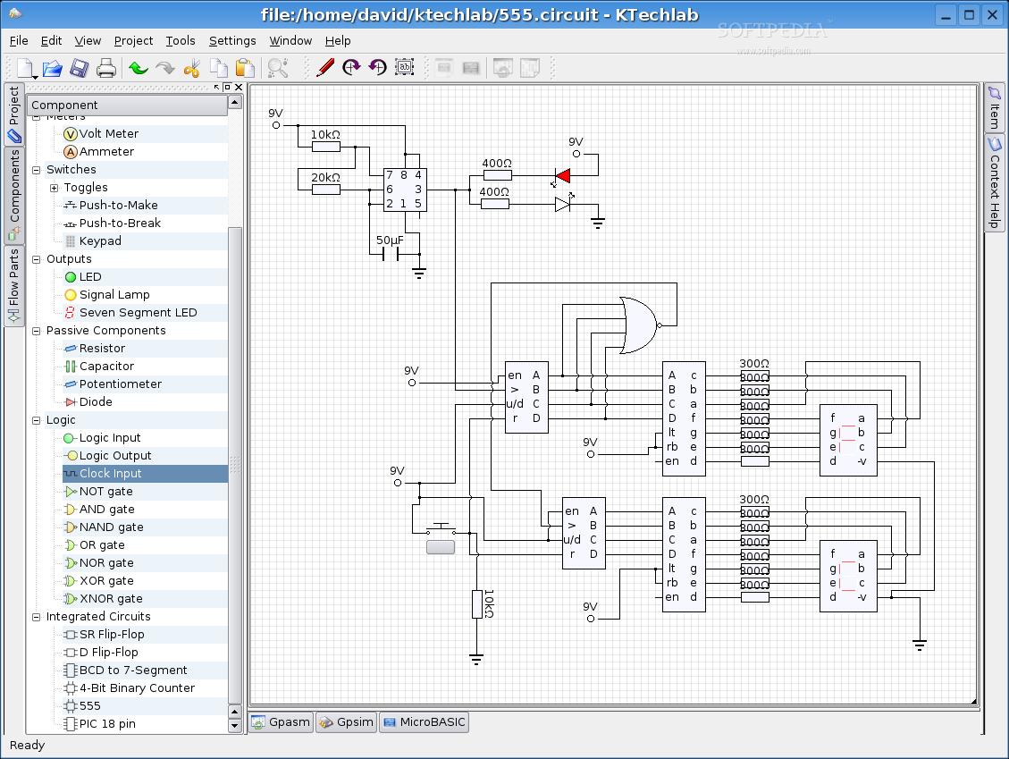 Circuit Diagram Software Simulation Free Download Wiring Diagram ...