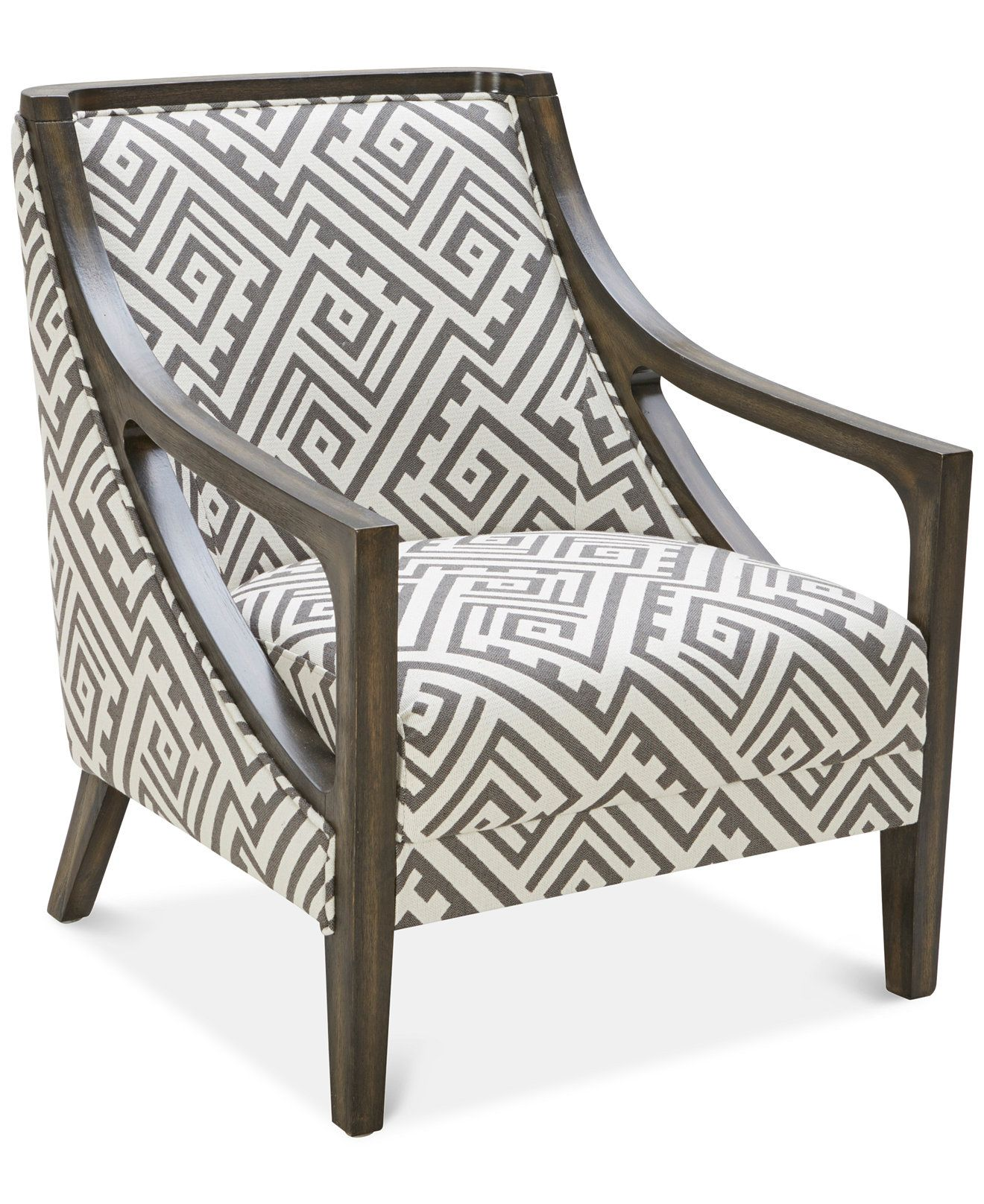 Kourtney Accent Chair Chairs Recliners Furniture Macy S