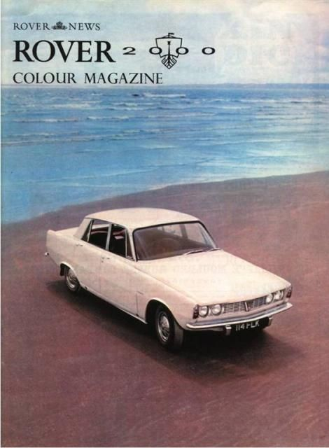 Main Php 470 640 Pixels British Cars Rover P6 Classic Cars