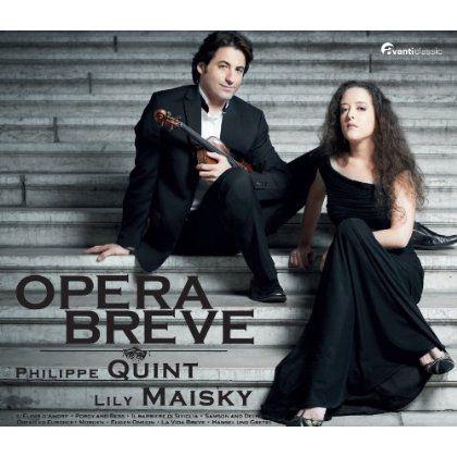 Lily Maisky - Opera Breve