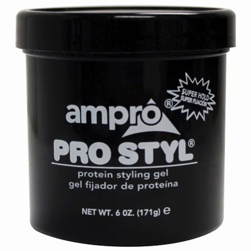Ampro Style Protein Styling Gel 6 Oz Super Natural Hair Styles Styling Gel Natural Hair Gel