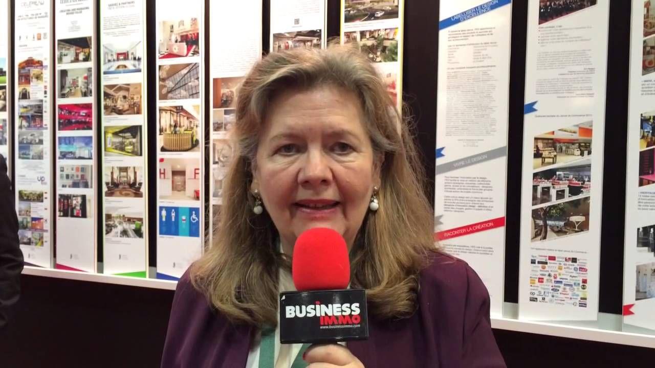 Anne-Marie Sargueil, Institut français du design