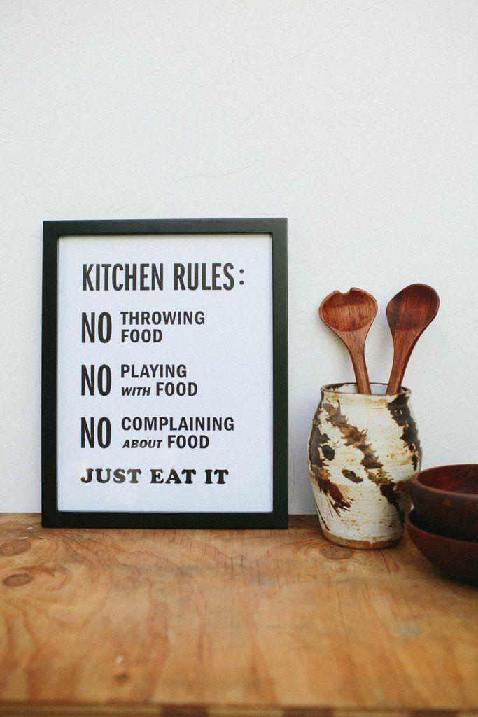 Letterpress: Kitchen Rules #kitchenrules