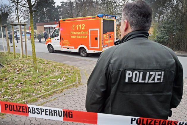 Opfer schildern vor Gericht brutalen Banküberfall in Bielefeld +++  »Ich habe mich ohnmächtig gestellt«