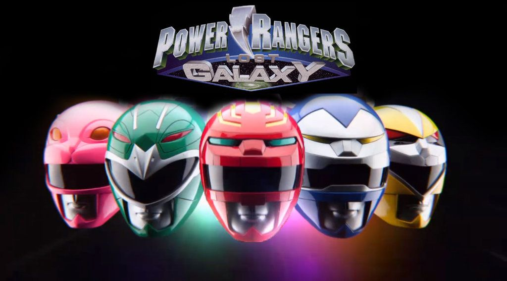 Here To Power Rangers Lost Galaxy Wallpaper That I Edited From Screenshot Of Super Megaforce Opening Theme