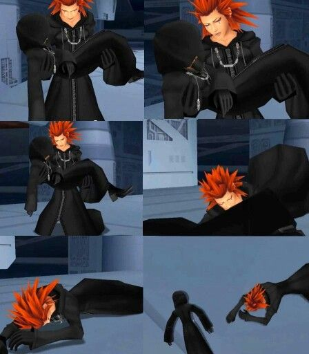 I love Axel. #KingdomHearts #axel #OrganizationXIII