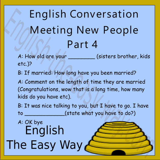 Speak English How Many Do You Have 1