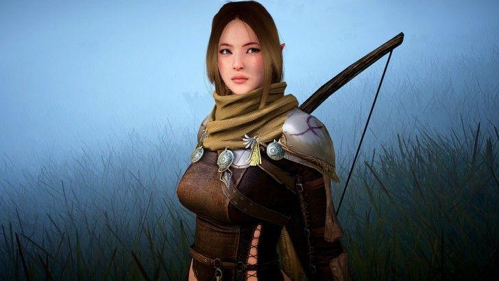 Black Desert Character Design Download : Download black desert mmorpg elf girl archer ranger