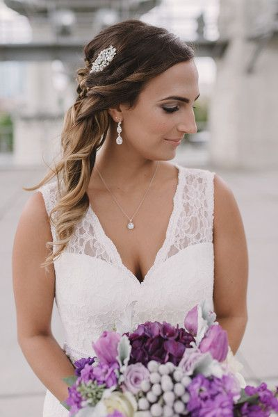 Photo of Hochzeitshaar rundes Gesicht #Hochzeit #Haar #Hochzeit