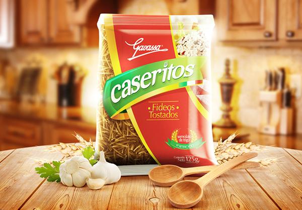 PROPUESTA EMPAQUE CASERITOS - GAVASSA on Behance
