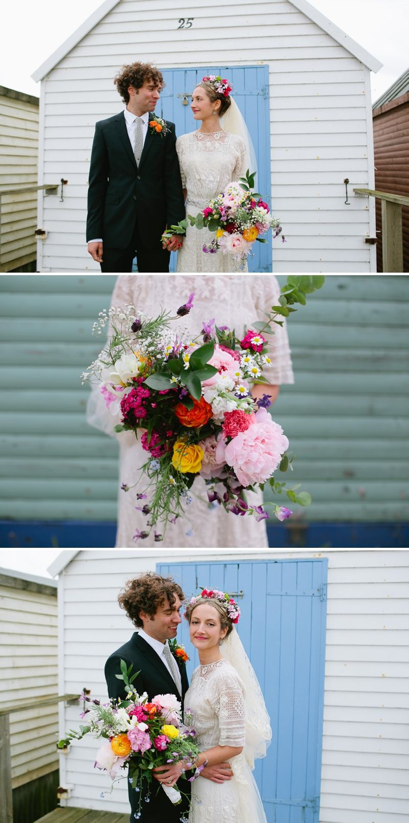 Mexican themed wedding dress  An Edwardian and Mexican inspired wedding at the Lobster Shack in