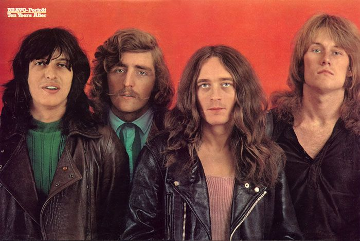 Ten Years After 1970 January To July Alvin Lee Blues Rock Classic Blues