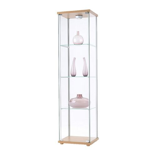 Detolf Glass Door Cabinet Black Brown Pinterest Glass Doors