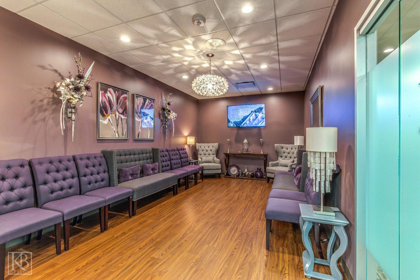 doctor office design. OBGYN Doctors Office Design Created By KB Design. #interiordesign #office # Doctor N