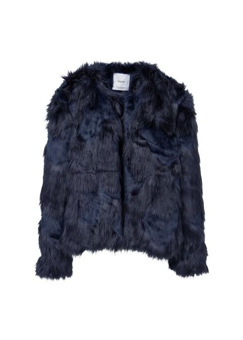 Christmas 2016/2017 Trends: Fur Jacket