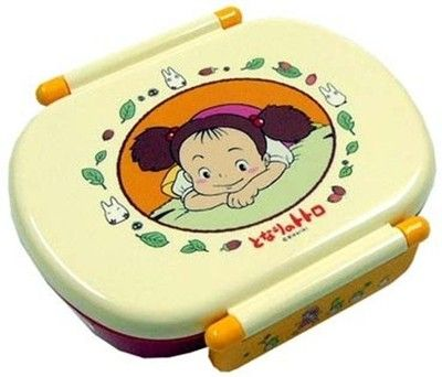 japan made my neighbor totoro mei bento lunch box ebay i wants pinterest bento totoro. Black Bedroom Furniture Sets. Home Design Ideas