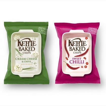 kettle baked