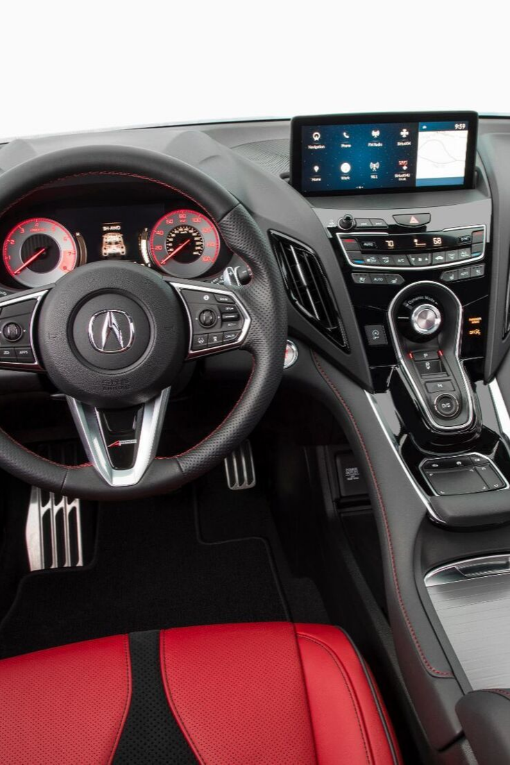 2021 Acura Rdx Turbo Specs Redesign Price Release Date Acura Rdx New Cars Acura