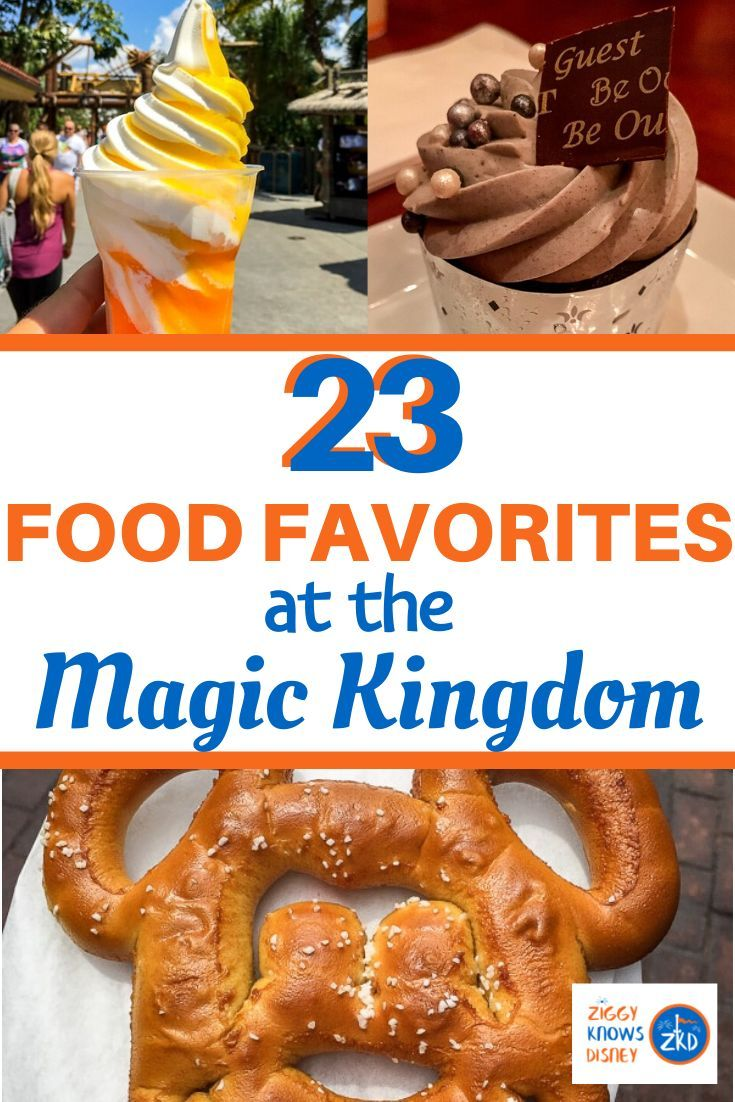 Best Snacks at Magic Kingdom - Savory & Sweet + What to Avoid