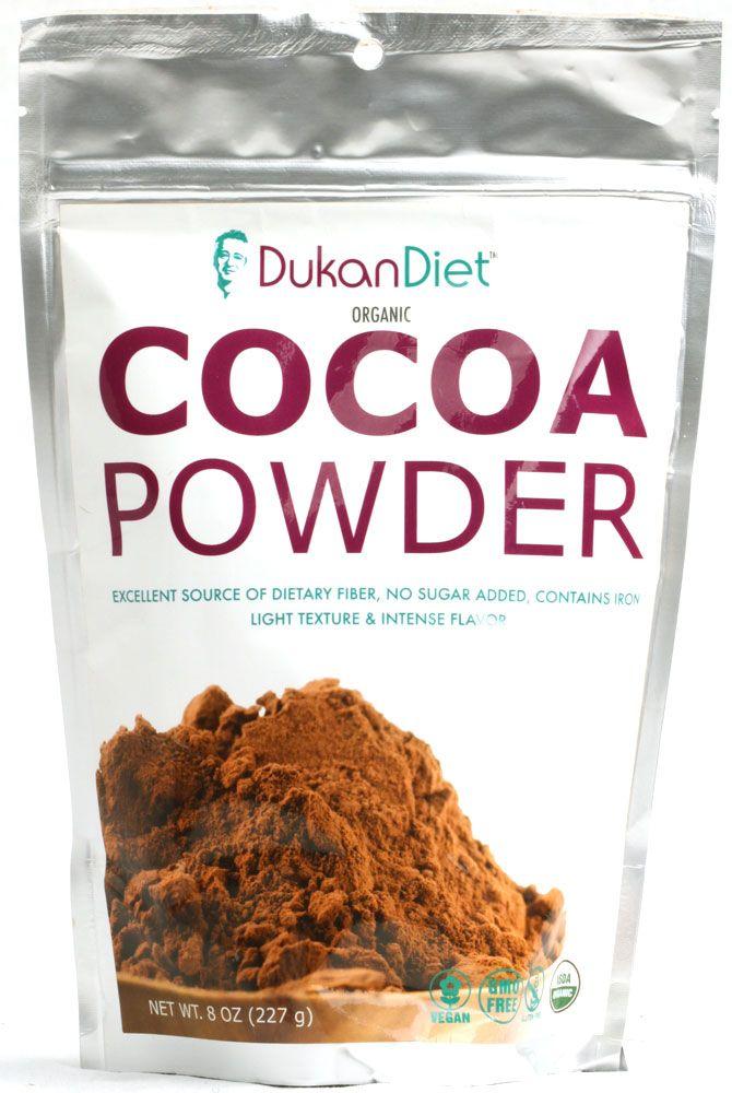 Dukan Diet Organic Cocoa Powder Vitacost 8 99 Gaps Paleo Primal