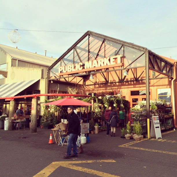 Places To Visit In Vancouver During Summer: The Public Market. Loved This Place