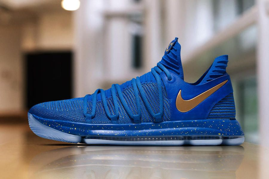 The Nike KD 10 Finals PE Is Making Its Way To Retailers