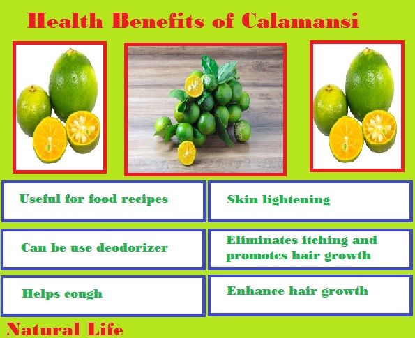Some Health Benefits That We Can Get From Calamansi Calamansi