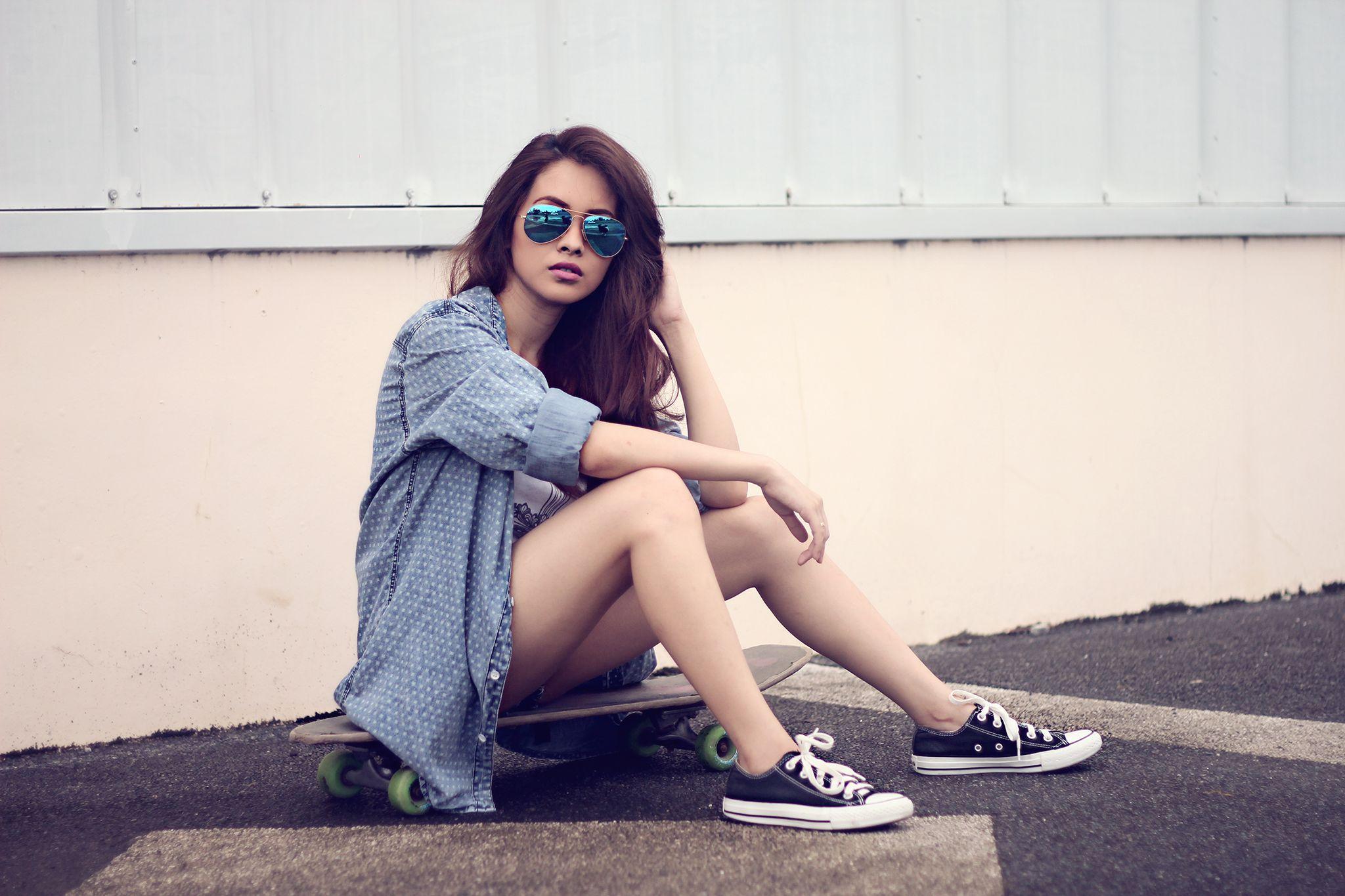 skater girl - Google Search | Skater girl | Skater girl ...