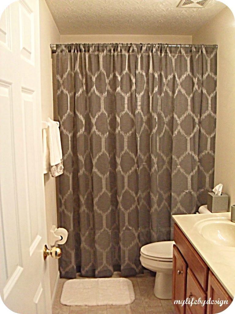 Shower Curtains Longer Length   Shower Curtain   Pinterest   Shower ...