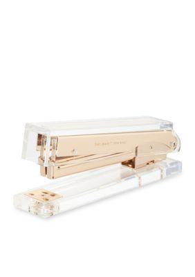 kate spade new york Gold Gold Stapler
