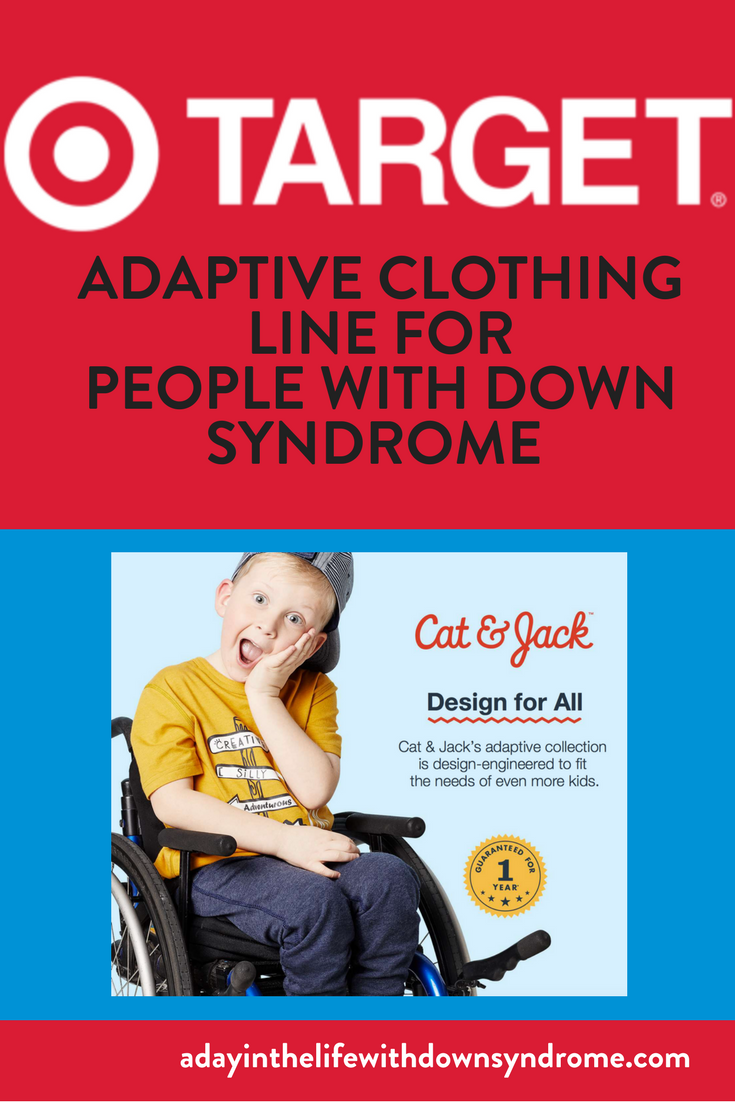 043a0f46e Target Adaptive Clothing Line - How Is It for People with Down Syndrome?  Find this Pin and more on Disability ...