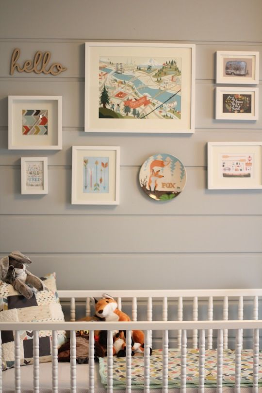 I Love This To A Ridiculous Degree Considering It S In Baby Nursery Read Is Going My Hallway