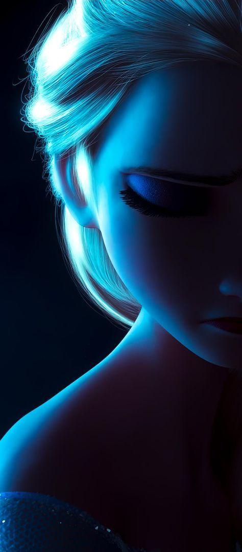Elsa Imprisoned 🔗 Remastered Wallpaper, as you asked 😎 (different versions below)