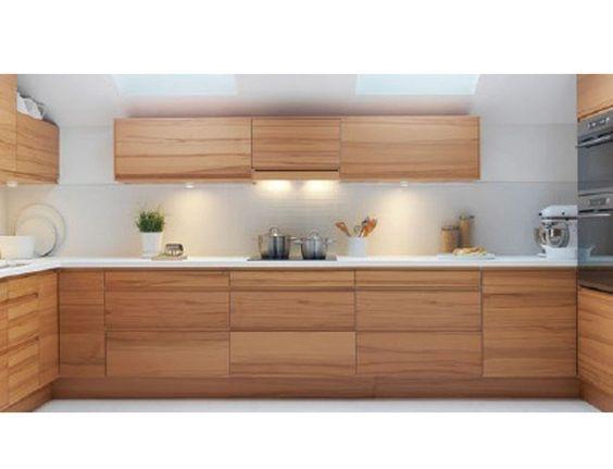 Resultado de imagen para modelos de muebles de cocina de melamina ...