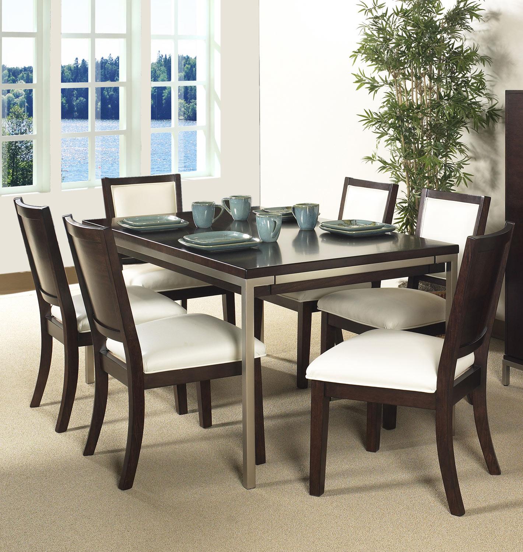 Soho Rectangular Dining Room Set | Somerton Dwelling ...