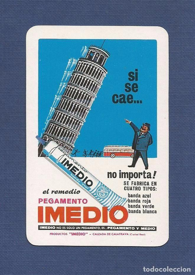 CALENDARIO DE BOLSILLO FOURNIER AÑO 1970 - PEGAMENTO IMEDIO