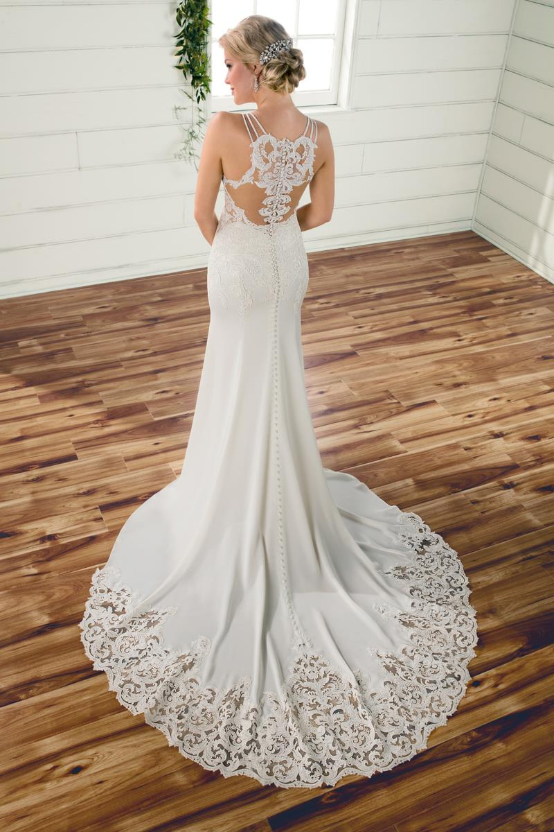 D2405 Wedding Dress from Essense of Australia hitched.co