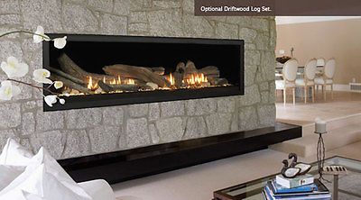 Majestic Vwdv70ntsc 70 Quot Aura Linear Direct Vent Gas Fireplace
