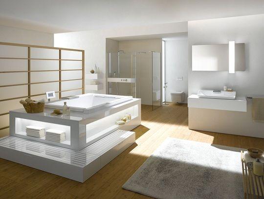 Afbeelding Van Http Deavita Com Wp Content Uploads 2012 07 Minimalistisches Badezimmer Design Toto Jpg Luxusbadezimmer Badezimmer Design Luxus Badezimmer