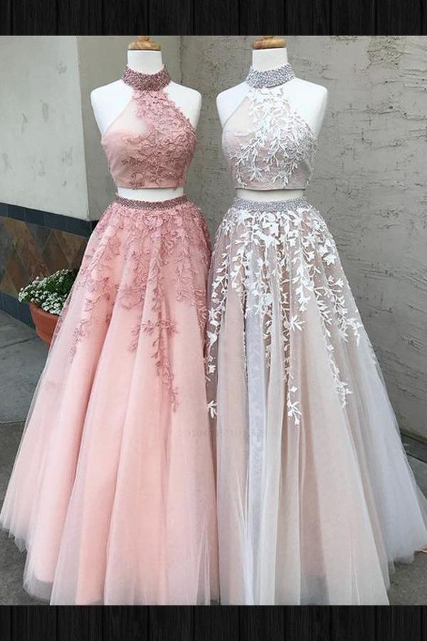 Custom Made Engrossing Modest Prom Dress, Long Prom Dress, Prom Dress For Cheap, A-Line Prom Dress #modestprom
