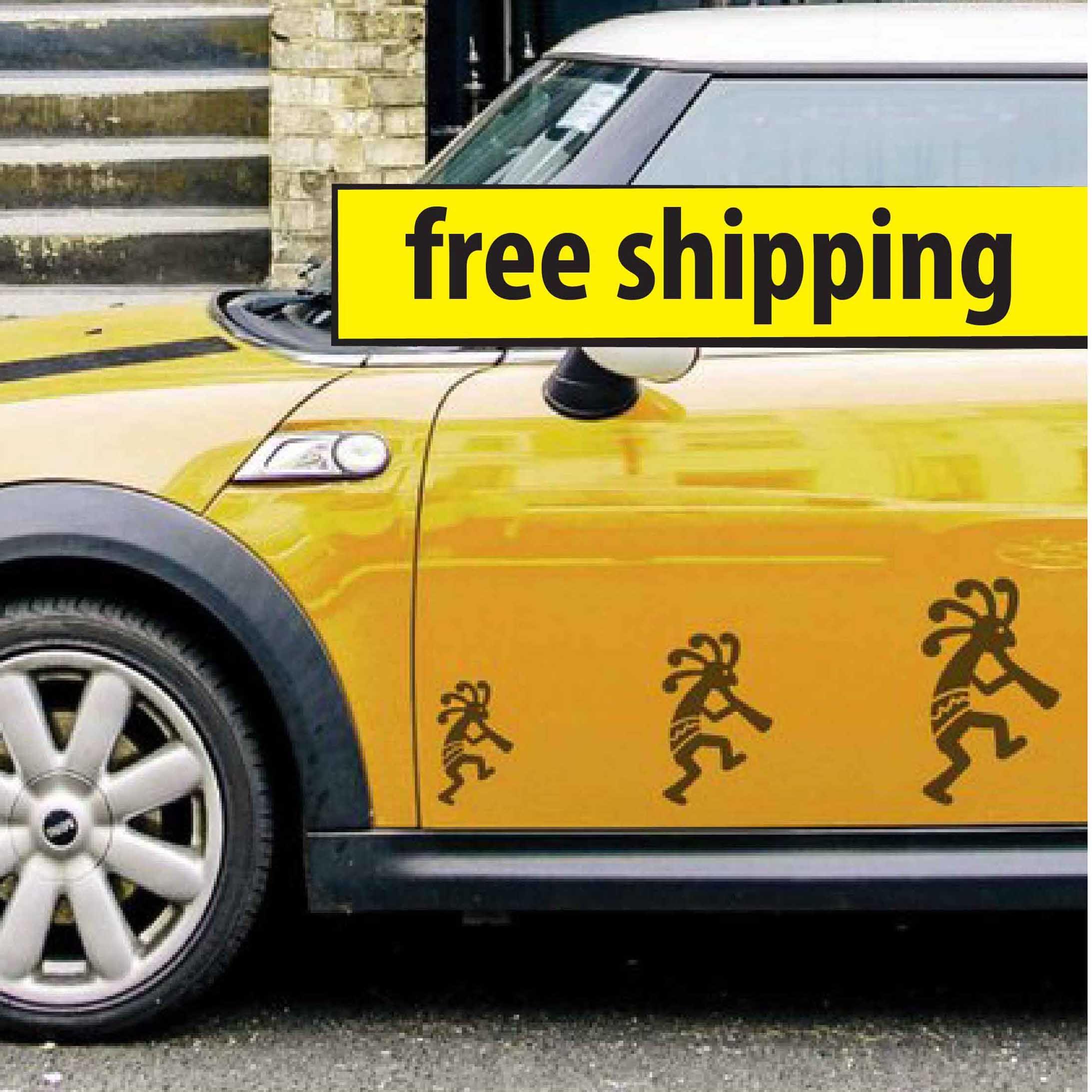 Kokopelli Sticker Car Decal Set 3 6 Pc Carbon Fiber Bumper Etsy Car Decals Car Wrap Funny Bumper Stickers [ 2185 x 2185 Pixel ]