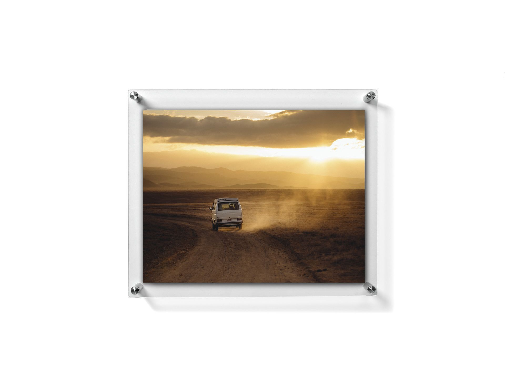 Double Panel Floating Picture Frame Products Pinterest Products