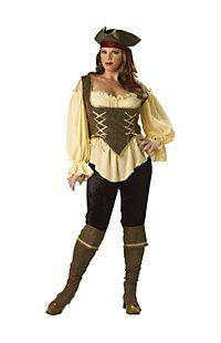 plus size female pirate costume - google search | stuff to buy